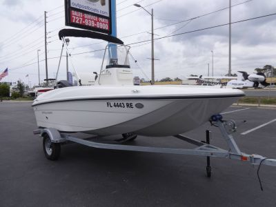 2017 Bayliner Element F16 Center Console Boats Holiday, FL