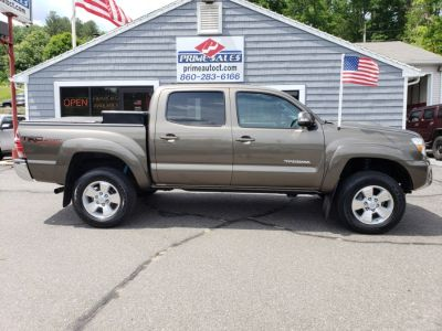 2015 Toyota Tacoma 4WD Double Cab V6 AT TRD Pro ( (Pyrite Mica)