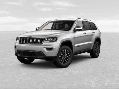 2018 Jeep Grand Cherokee LIMITED 4X2 (Billet Silver)