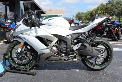 2017 Kawasaki NINJA ZX-6R SuperSport Motorcycles Lake Park, FL