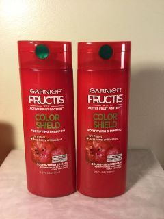 Garnier Fructis Fortifying color shield shampoo and conditioner set