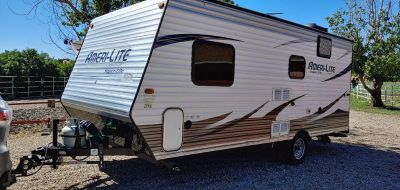 2016 GULF STREAM AMERI-LITE SUPER-LITE 188RB TRAVEL TRAILER