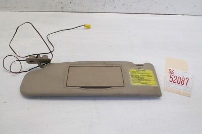 Buy 1996 VOLVO 850 LEFT DRIVER FRONT SUN VISOR SHADE MIRROR OEM motorcycle in Sugar Land, Texas, US, for US $44.99