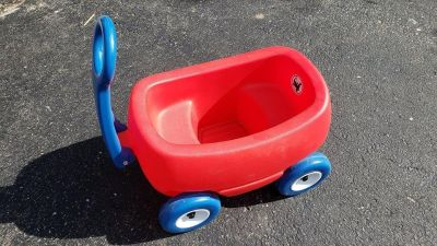 Toy Wagon Baby Child Toddler