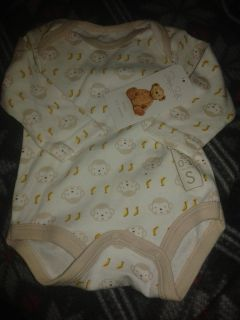 Baby Boy new with tags long sleeved onesie