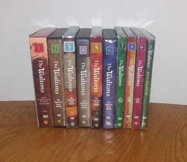 The Waltons Complete DVD Set