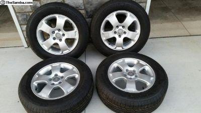 AT Italia Wheel Tire pkg