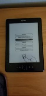 Kindle 4th Generation w/Case