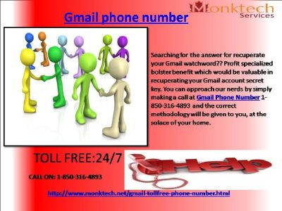 is gmail Phone range reliable or not 1-850-361-8504?