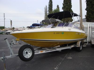 1987 Donzi Z 21 High Performance Boats Holiday, FL