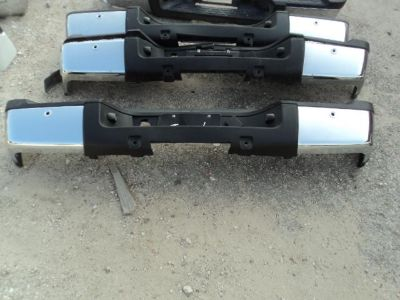 Find 2011 2012 2013 Chevy/Gmc 2500HD 3500HD Factory Chrome Rear Bumper OEM KB830H motorcycle in Channelview, Texas, US, for US $250.00