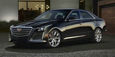 2015 Cadillac CTS 2.0T Luxury Collection (Black Raven)