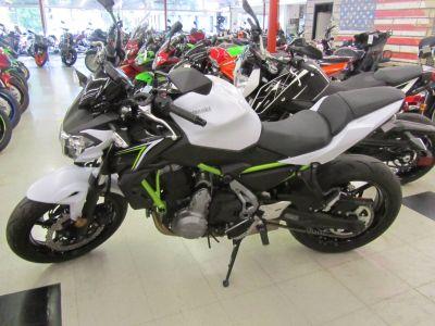 2017 Kawasaki Z650 Sport Motorcycles Colorado Springs, CO