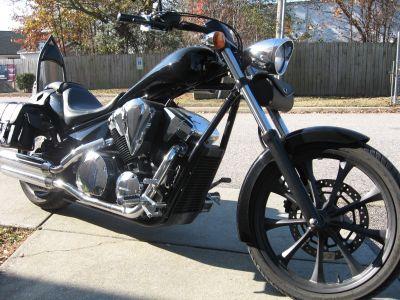 2013 Honda Fury Cruiser Motorcycles Chesapeake, VA