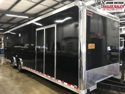 2019 United Trailers 8.5X32 Car / Racing Trailer....STOCK UN