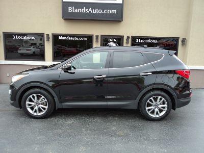 2016 Hyundai Santa Fe Sport 2.0L Turbo (Twilight Black)