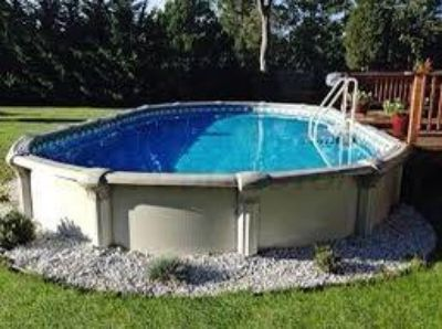 **MASSIVE STEEL WALL POOL FOR SALE OR TRADE!!**