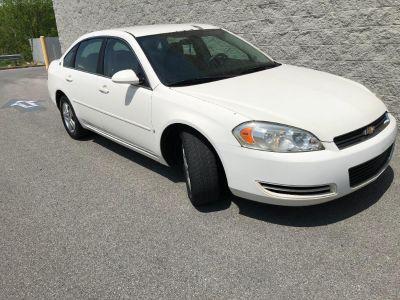 2006 Chevrolet Impala LS (White)