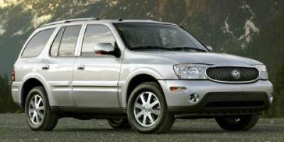2006 Buick Rainier CXL (Titanium Metallic)