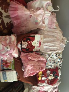 New baby clothes!