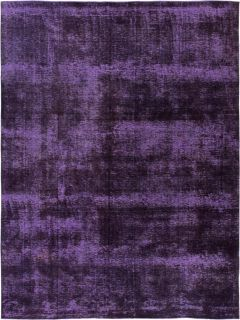"""Vintage, Hand Knotted Area Rug - 8' 0"""" x 10' 10"""""""