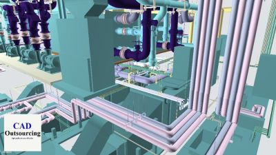MEP Engineering Services - CAD Outsourcing