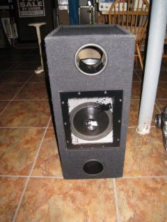 Band Pass JBP 1010 Subwoofer