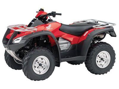 2015 Honda FourTrax Rincon 4x4 Utility ATVs Scottsdale, AZ