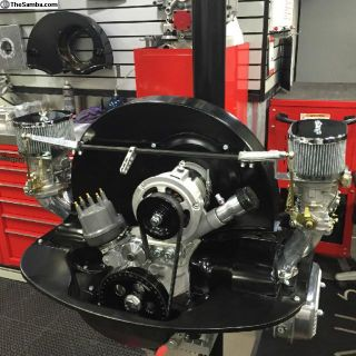 Powerhaus New 2110cc Turnkey Engines-Dual 44 Weber