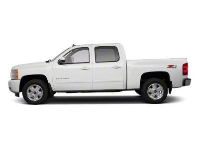 2013 Chevrolet Silverado 1500 LT (Summit White)
