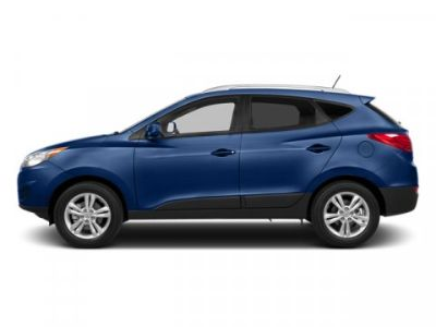 2013 Hyundai Tucson Limited (Iris Blue)