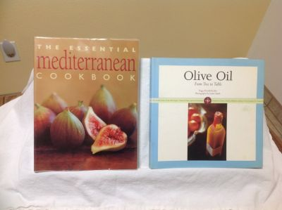 Two wonderful cookbooks