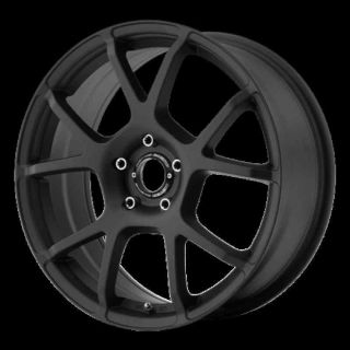 "Find 17"" WHEELS RIMS MOTEGI MR121 SATIN BLACK COBALT ACCORD CIVIC AVEO NEON ACCENT motorcycle in Addison, Illinois, US, for US $539.00"