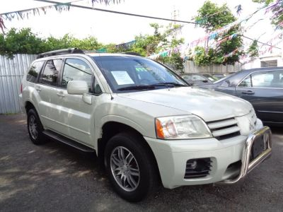 2004 Mitsubishi Endeavor Limited (Dover White Pearl)