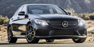 2017 Mercedes-Benz C-Class AMG C 43 (Iridium Silver Metallic)