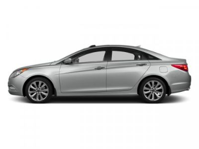 2013 Hyundai Sonata Limited (Radiant Silver)