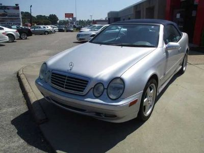 Used 2001 Mercedes-Benz CLK-Class for sale