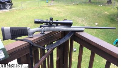 For Sale/Trade: Remington 700/308