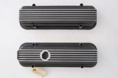Buy VALVE COVERS 1-Pair, cast aluminum, '85 Buick Olds 3.8L (231) V6, GM 25520185 motorcycle in Sparks, Nevada, United States, for US $90.00