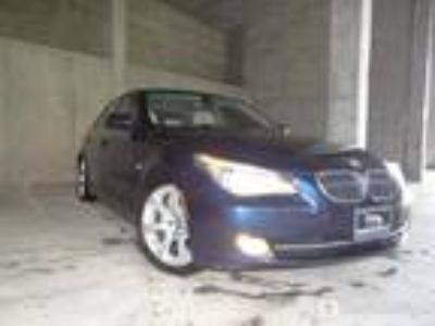 2008, BMW, 5 Series