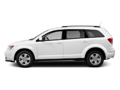 2011 Dodge Journey SE (White)