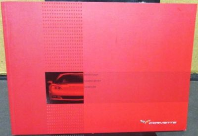 Sell Original 2006 Chevrolet Corvette Dealer Prestige Brochure French Text Foreign motorcycle in Holts Summit, Missouri, United States, for US $174.05