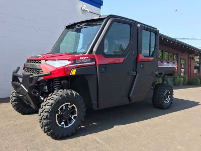 2019 Polaris Ranger Crew XP 1000 EPS NorthStar HVAC Edition Side x Side Utility Vehicles Tualatin, OR
