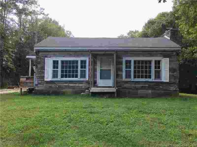 1335 Monroe Street Charlestown Two BR, Charming Log home
