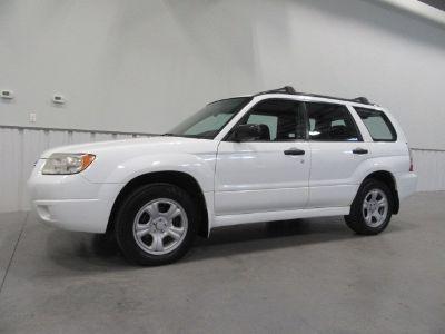 2006 Subaru Forester 2.5 X (Aspen White)