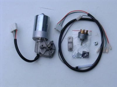 Buy 61 62 63 64 65 66 FORD TRUCK 12-V WIPER MOTOR KIT F 100 NEW motorcycle in Indianapolis, Indiana, US, for US $145.00