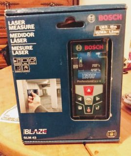 Brand new Bosch laser measure