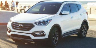 2018 Hyundai Santa Fe Sport 2.0T (Frost White Pe)