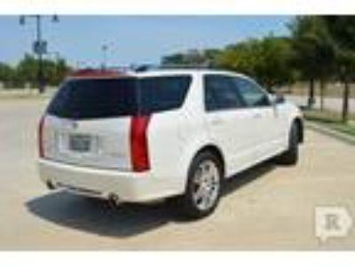 2007, Cadillac, SRX