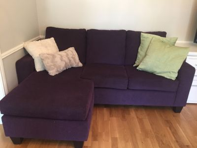 Sofa - Purple